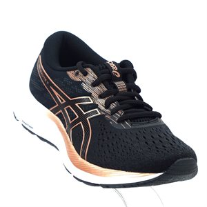 Asic, Gel Excite 7, 1012A561-001, Black / Rose Gold